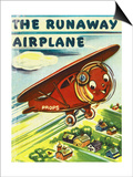 The Runaway Airplane Poster