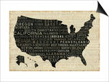 USA V Prints by  Pela