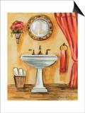 Tuscan Bath IV Posters by Silvia Vassileva