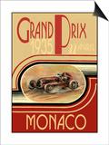 Monaco 1935- Poster Print by Ethan Harper