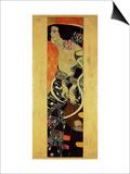 Judith II (Salome) 1909 Poster par Gustav Klimt