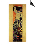 Judith II (Salome) 1909 Póster por Gustav Klimt