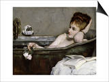The Bath, circa 1867 Posters by Alfred Georges Stevens