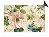 Les Jardin I Posters by Lisa Audit