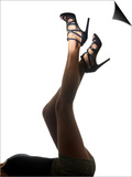 Sexy Legs Prints by Graeme Montgomery