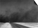 Dust Bowl, 1936 Print by Arthur Rothstein