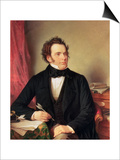 Franz Peter Schubert (1797-1828) Prints by Wilhelm August Rieder