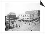 Pike Place Market, Seattle, WA, 1912 Prints by Asahel Curtis
