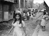 Puerto Rico: Slum, 1942 Art by Jack Delano