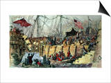 The Boston Tea Party Posters