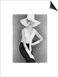 Outfit and White Hat, 1960s Posters by John French