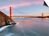 Golden Gate Bridge, San Francisco, California, USA Prints by Patrick Smith