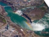 Niagara Falls Posters by Gustav Verderber