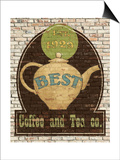 Best Coffee and Tea Prints by Avery Tillmon