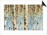 White Forest I Art by Lisa Audit