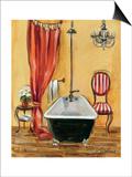 Tuscan Bath III Prints by Silvia Vassileva