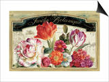 Garden View I Print by Lisa Audit