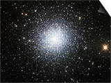 M13 Globular Cluster in Hercules Art by Robert Gendler