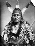 Sioux Man, C1890 Prints