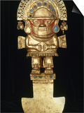 Incan Gold Ornament Prints