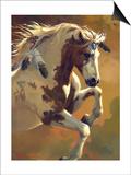 Wild Heart Prints by Carolyne Hawley