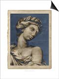Sculptural Renaissance I Prints by Ethan Harper