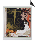 Venus Posters by Georges Barbier