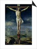 Christ on the Cross, Before 1650 Prints by Philippe De Champaigne