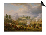 The Battle of Marengo, 14th June 1800, 1801 Prints by Louis Lejeune