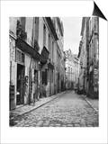 Rue Du Jardinet, from Passage Hautefeuille, Paris, 1858-78 Prints by Charles Marville