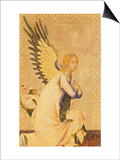 Angel Gabriel Posters by Simone Martini