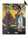 Te Avae No Maria 1899 Posters af Paul Gauguin