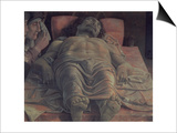 The Dead Christ, circa 1480-90 Posters by Andrea Mantegna