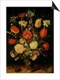 Still Life of Flowers Prints by Jan Brueghel the Elder