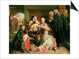 The Acquittal Art by Abraham Solomon