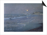 Seascape, circa 1892-93 Prints by Alexander Thomas Harrison