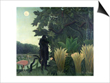 The Snake Charmer, 1907 (La Charmeuse Des Serpents) Prints by Henri Rousseau
