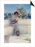 The Year's at the Spring, All's Right with the World, 1902 Print by Sir Lawrence Alma-Tadema