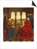 The Rolin Madonna (La Vierge De Chancelier Rolin), circa 1435 Prints by  Jan van Eyck