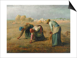 The Gleaners, 1857 Print by Jean-François Millet