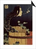 Japanese Ghost Prints by Katsushika Hokusai