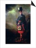 The Macnab Prints by Sir Henry Raeburn