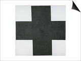 Black Cross, c.1920 Prints by Kasimir Malevich