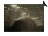Satan Presiding at the Infernal Council Prints by John Martin