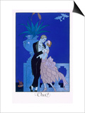 Yes! 1921 Prints by Georges Barbier