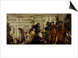 Family of Darius Before Alexander the Great (356-323 BC) Posters by Paolo Veronese