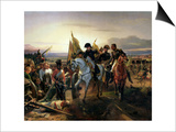 The Battle of Friedland, 14th June 1807 Print by Horace Vernet