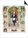 George Washington (1732-99) as a Freemason Art
