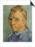 Self Portrait, c.1889 Posters by Vincent van Gogh