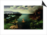 Charon Crossing the River Styx, 1515-24 Posters by Joachim Patenir